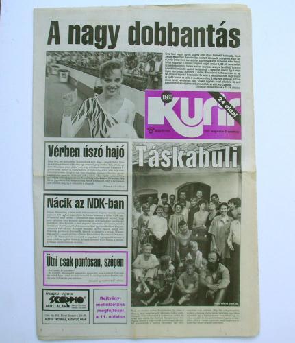Kurir újság