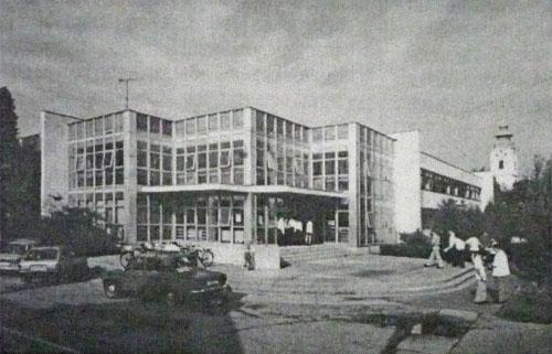 Balmazújváros - Széchenyi István Szakközépiskola és Szakmunkásképző
