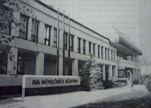 Hajdúböszörmény - Művelődési központ