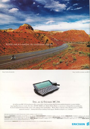 Ericsson MC218