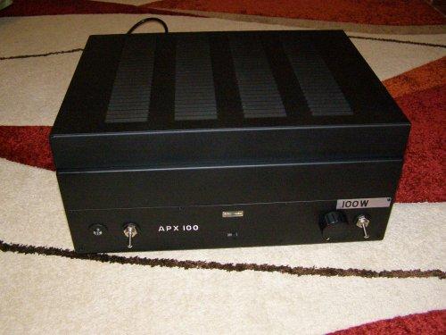 BEAG APX100 csöves erősítő