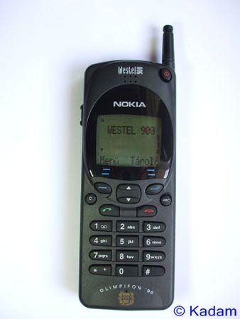 Nokia 2110i Olimpifon