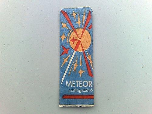Meteor csillagszóró