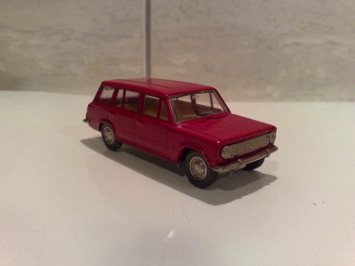 Lada 1200 kombi  1/43as cccp