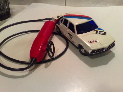 Távirányítós BMW