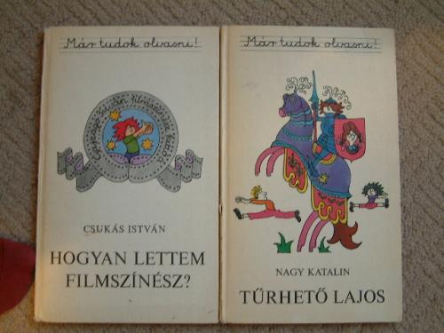 Már tudok olvasni sorozat