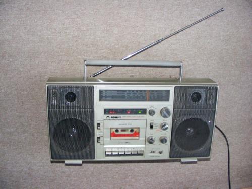 Asahi rádiósmagnó