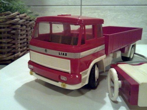 Távirányítós Liaz teherautó Ites