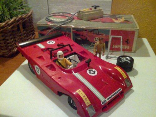 Távirányítós Piko Ferrari 312PB