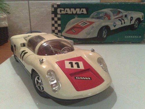 Távirányítós Gama Porsche Carrera