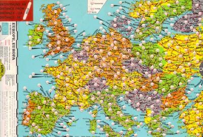 Hungarocamion térkép