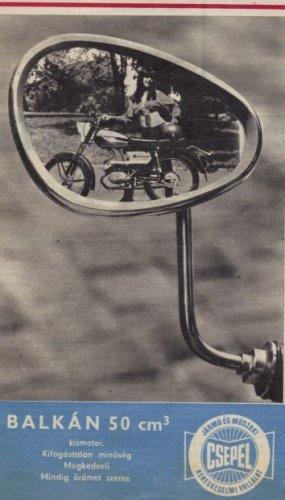Balkán 50 kismotor