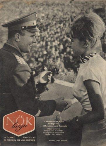 Jurij Gagarin és családja