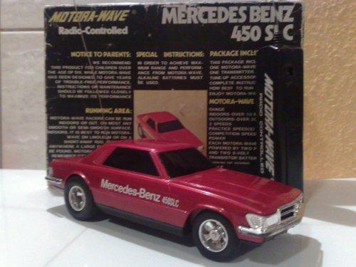 Távirányítós Mercedes 450
