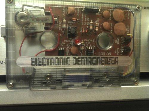 demagnetizáló