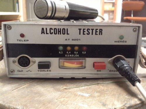 Alkoholszonda