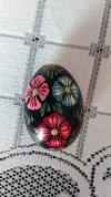 Húsvéti tojás fából