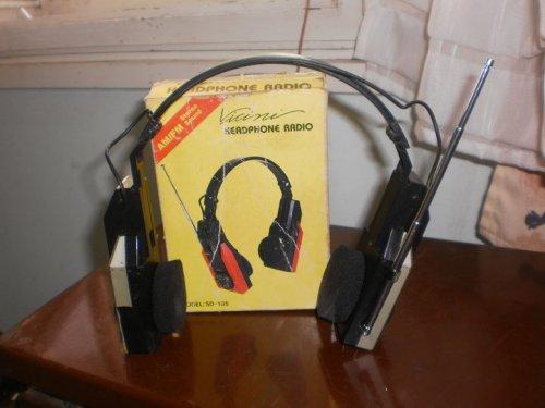 fejhallgatos rádió
