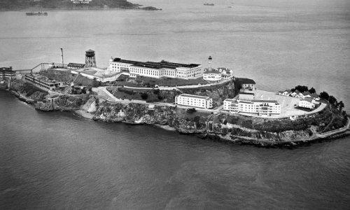 Alcatraz sikeres szökés 1962