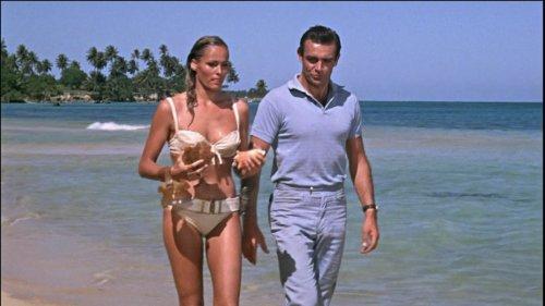 Ursula Andress az első Bond lány