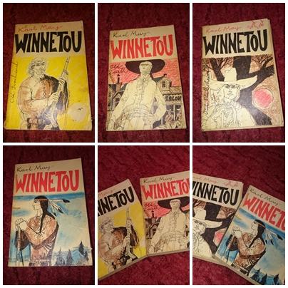 Winnetou könyv