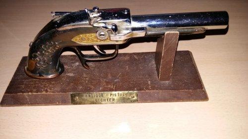 Öngyújtó pisztoly
