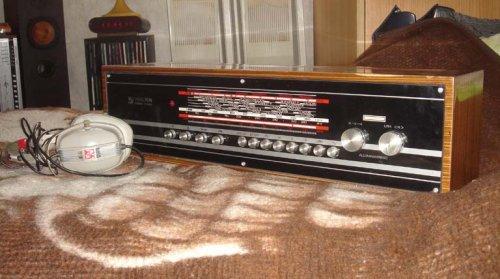 Videoton R4932 csöves sztereó rádió, utolsó szériás kivitel