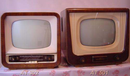 ORION AT 302 és AT 501 televízió