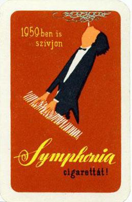 Symphonia cigaretta