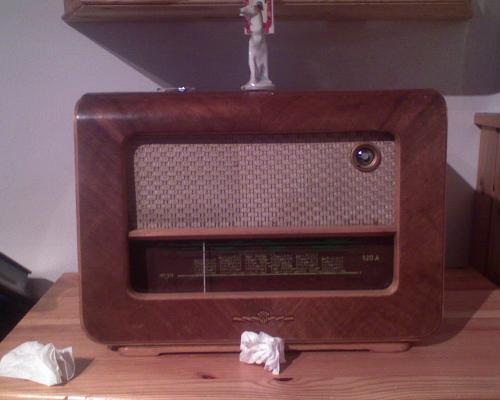 Orion 520 rádió
