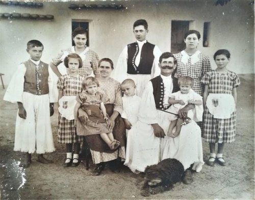 Csengődi család