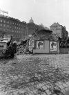 A régi Westend-ház bontása