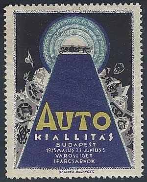 Autó kiállítás   BUDAPEST