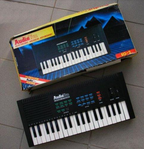 Audioton szintetizátor