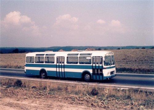 Skoda Karosa busz SL 11 v