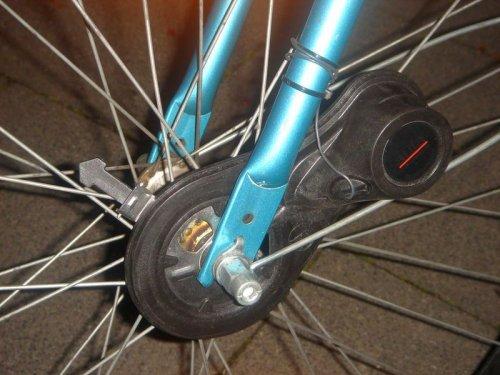 Kerékpár küllődinamó