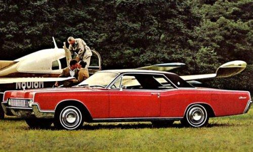 Lincoln Continental Hardtop