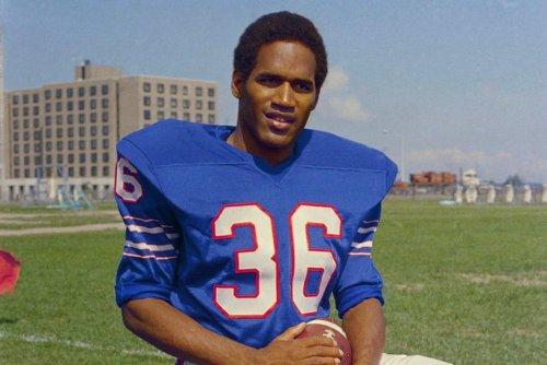 O J Simpson NFL játékos