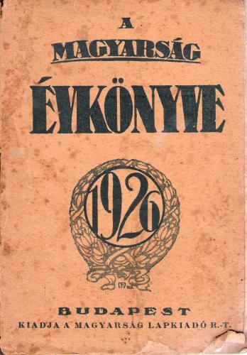 A magyarság évkönyve