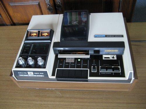 AKAI GXC-60D