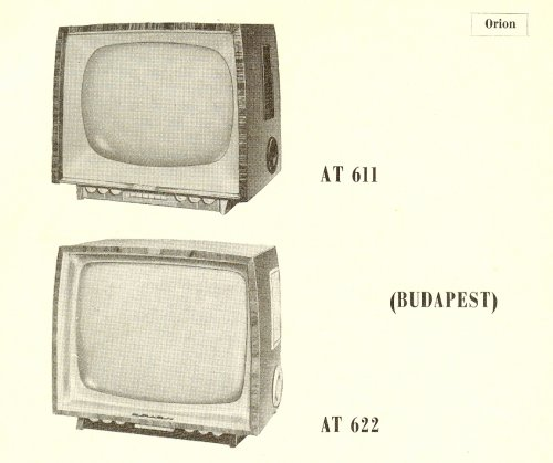 Orion televízió készülékek