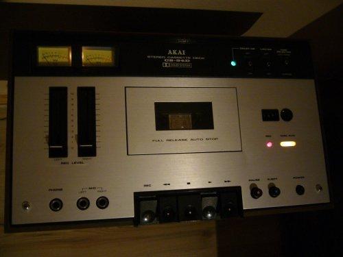 Akai CS 34 D Stereo Cassette Deck
