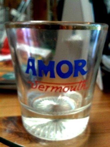 Amor Vermouth pohár