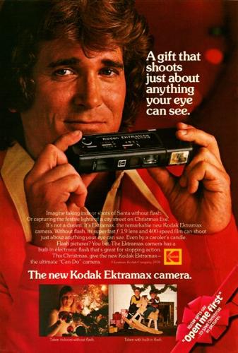 Kodak Pocket - Michael Landon