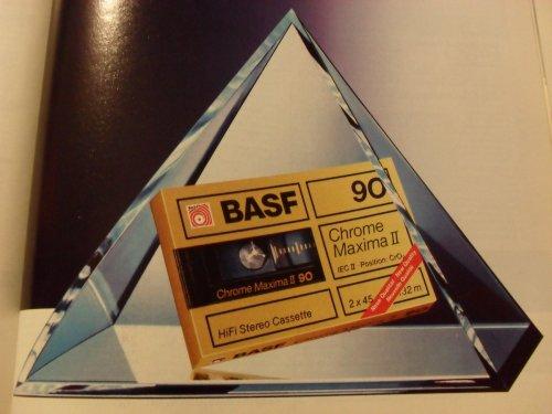 BASF magnószalag reklám