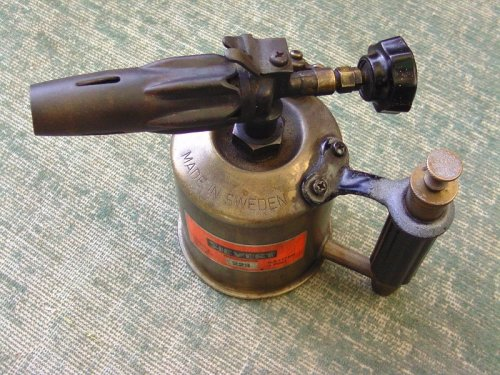Sievert  Benzinlámpa