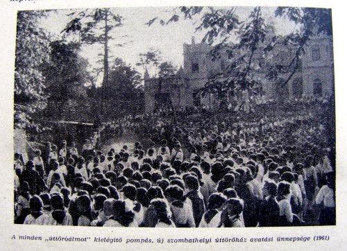 Szombathely Bagolyvár úttörőház