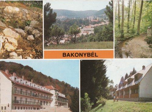 Bakonybél