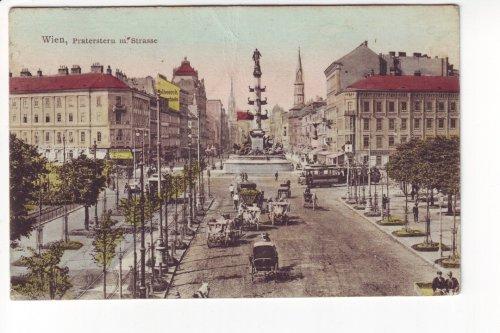 Bécs képeslap