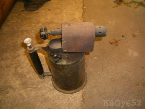 HKG benzinlámpa